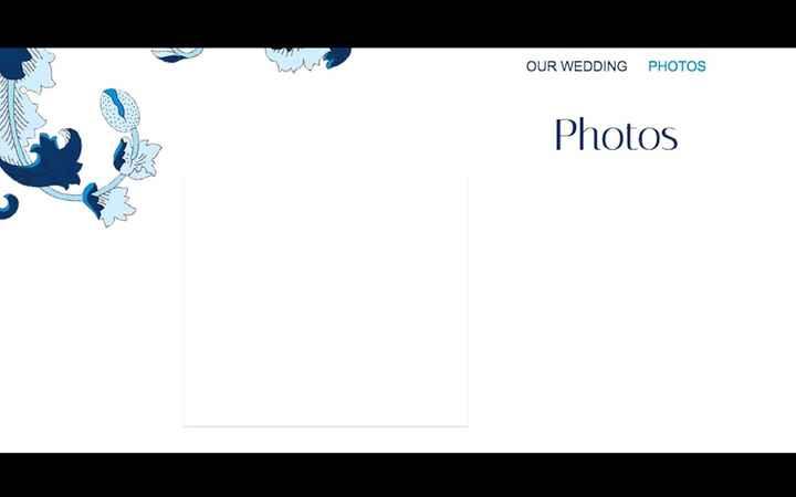 Website Photos absent - 2