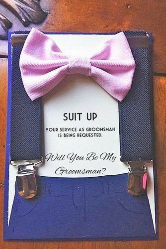 Wedding party proposal - 1