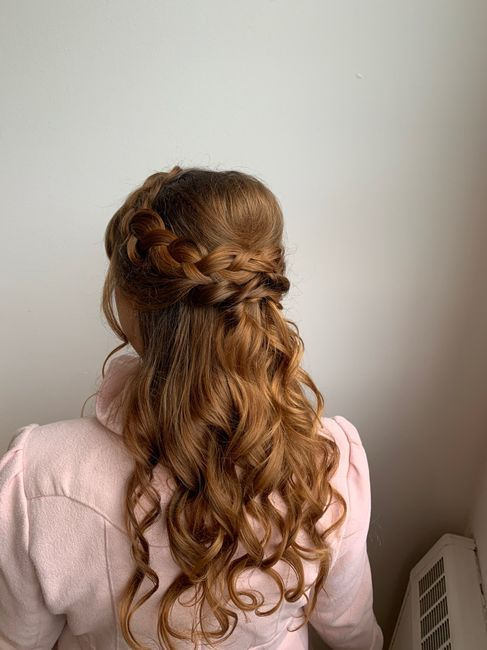 Poll: What is your wedding hairstyle? 8