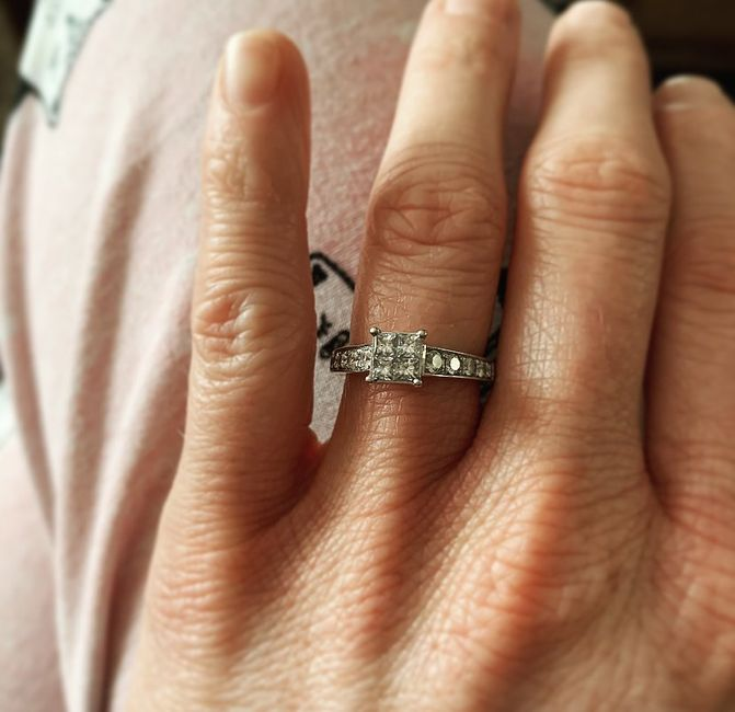 Brides of 2021! Show us your ring!! 14