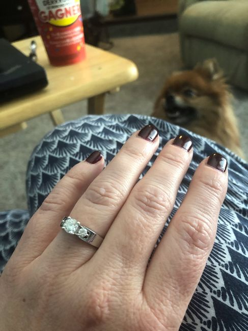 Brides of 2020!  Show us your ring!! - 2