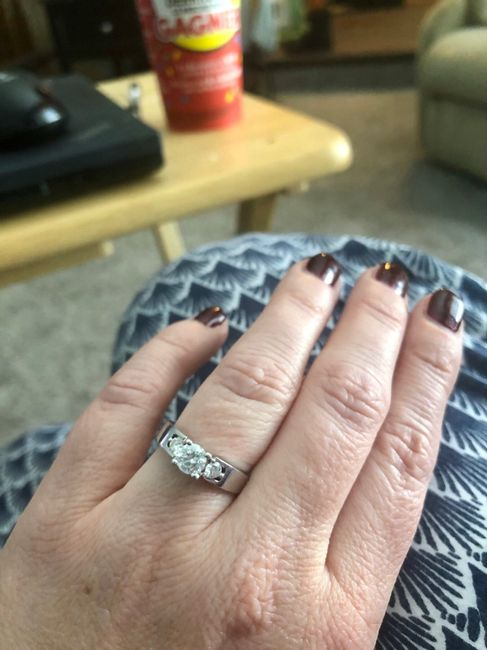 Brides of 2020!  Show us your ring!! - 4