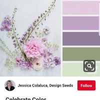 Spring brides! What are your wedding colours? - 1
