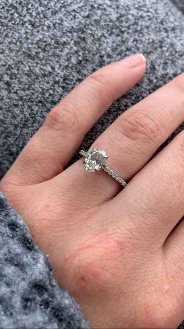 Brides of 2020!  Show us your ring!! 3