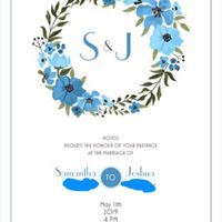 White or Colorful: Invitations? - 1
