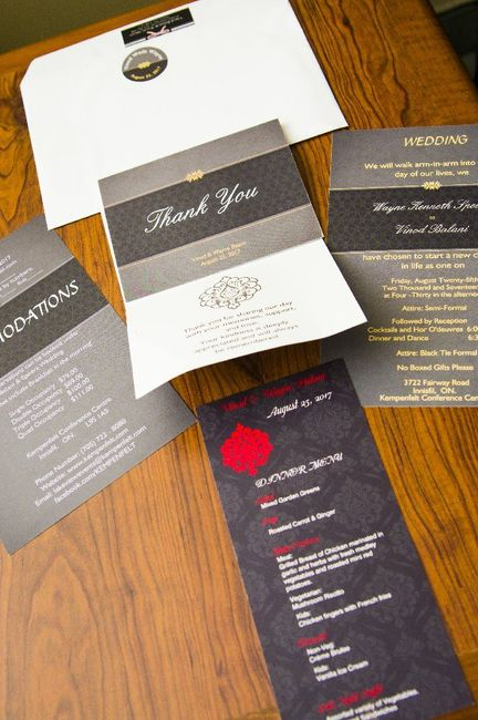 Invitations - what's your style? 2