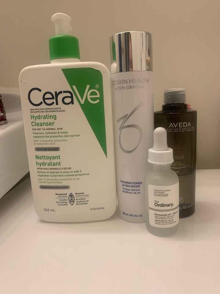 Skincare problems - 1