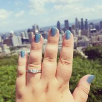 Show me your ______ ring! - 1