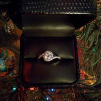 Show off your diamond ring! - 1