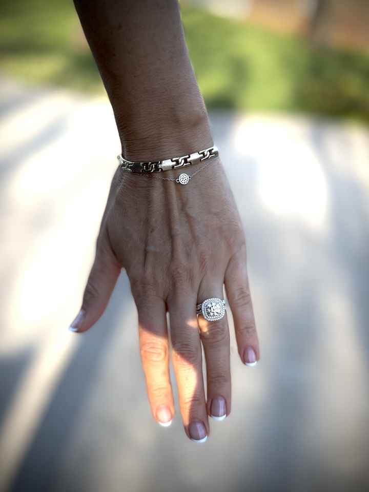 Brides of 2021! Show us your ring!! 7