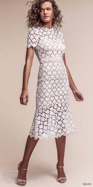 This wedding dress for civil ceremony. Like it? - Wedding fashion ...
