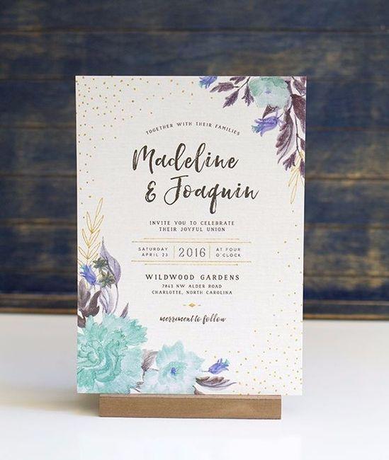 Wedding Invitation Ideas: Wedding Invitation Ideas