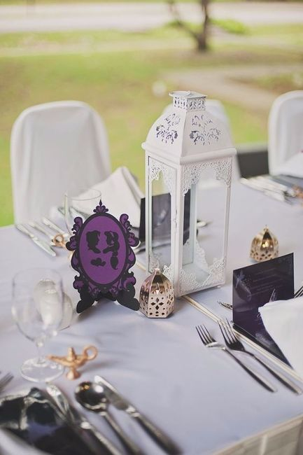 Pleasing 9 Centerpieces For Disney Themed Wedding Wedding Reception Home Interior And Landscaping Eliaenasavecom