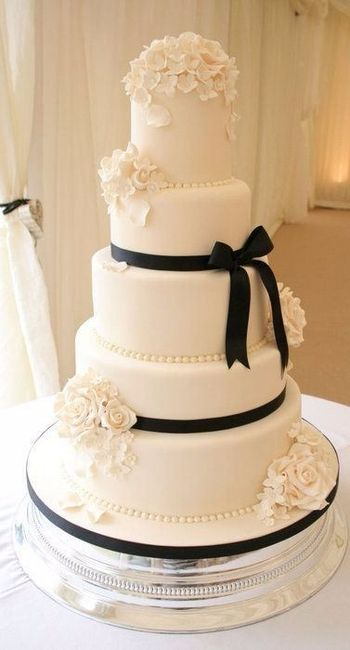 5 Elegant Wedding Cake Designs Wedding Reception Forum