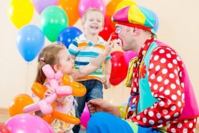 как устроить детский праздник для ребенка