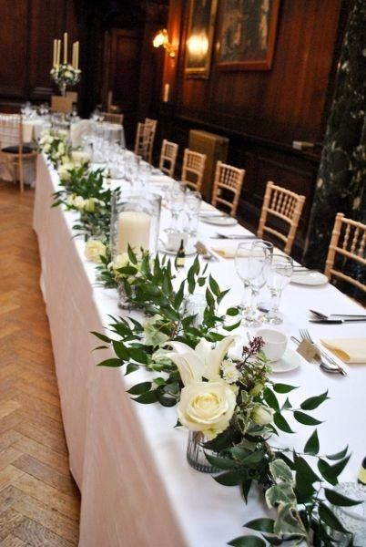 5 Elegant Head Table Ideas Wedding Reception Forum Weddingwire