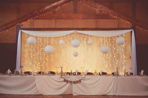 5 Chic Rustic Head Table Ideas Wedding Reception Forum
