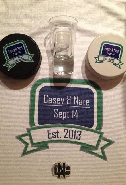 10 Ideas For Hockey Themed Wedding Wedding Reception Forum