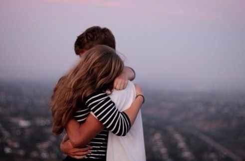 Who said I love you first?