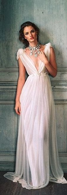 3c991d1c0 8 dresses inspired by Ancient Greece - Wedding fashion - Forum ...
