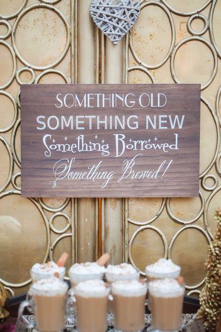 5 Coffee Bar Ideas Wedding Reception Forum Weddingwire