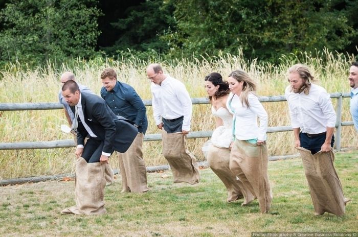 5 Activities To Keep Your Guests Entertained Wedding Reception