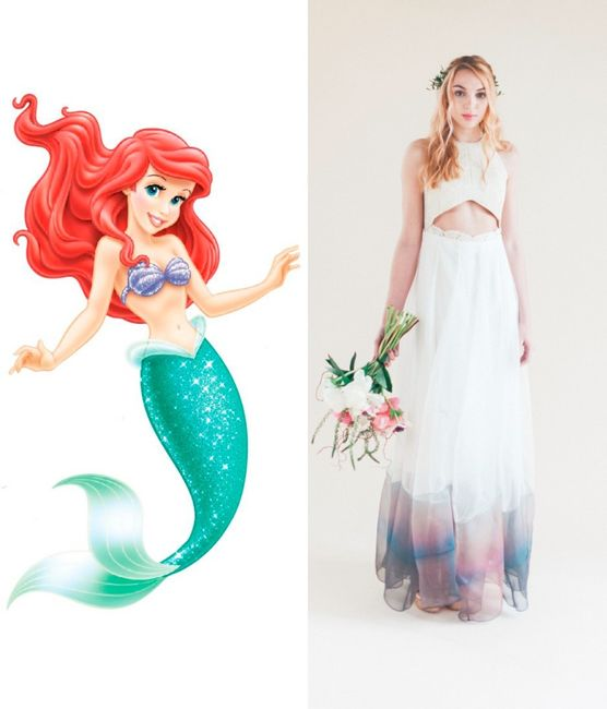 Which Disney princess wedding dress would you wear? - Wedding ...