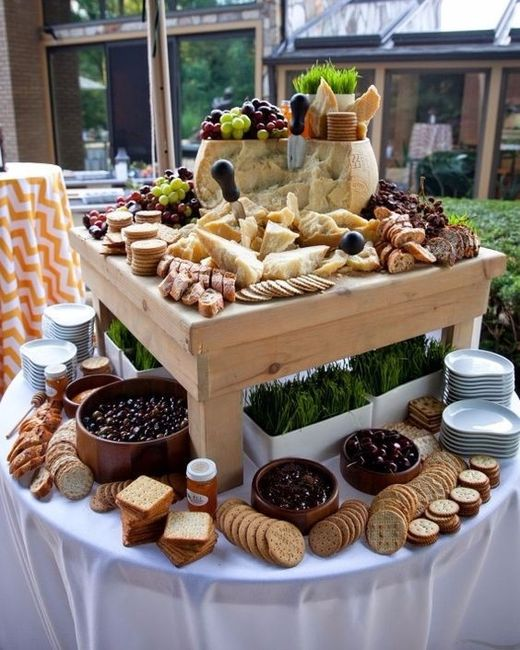 6 Ideas For Late Night Snacks Wedding Reception Forum Weddingwire