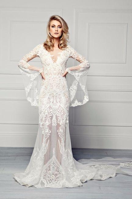 Wedding Dress Trends for 2017 - Wedding fashion - Forum Weddingwire.ca