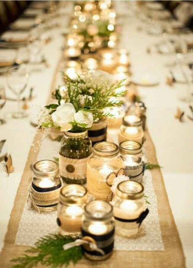 What was your inspiration for your theme or decor? - 1