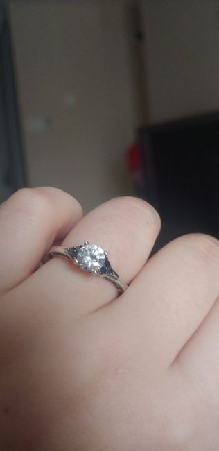 Show off your ring!! 9