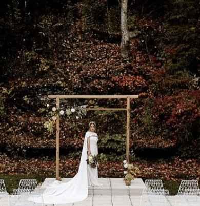 Wedding backdrop - 2