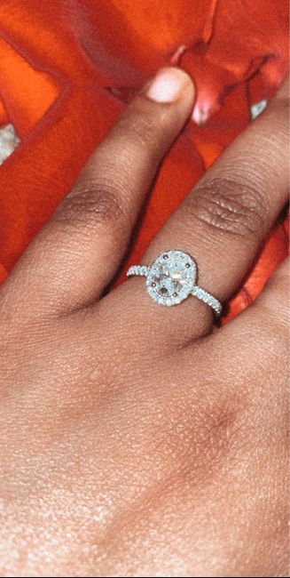 Brides of 2021! Show us your ring!! 6
