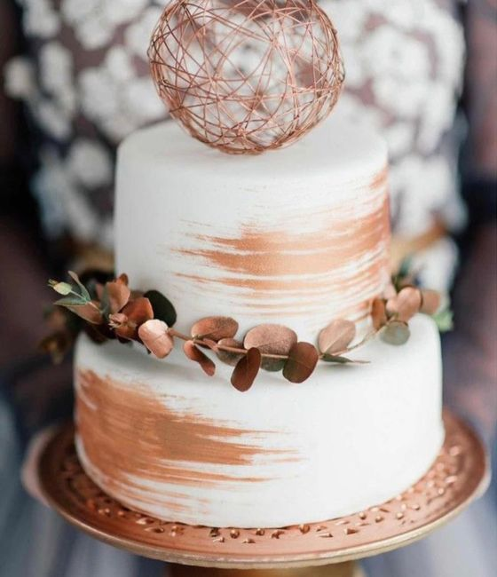 How much did your wedding cake cost? 4