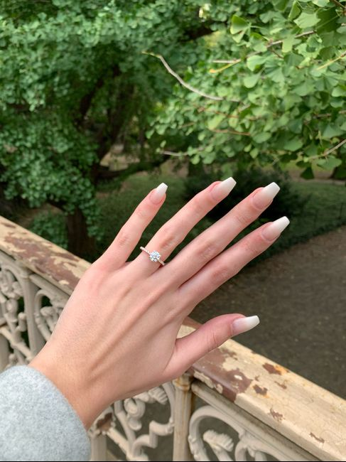 Brides of 2021! Show us your ring!! - 1