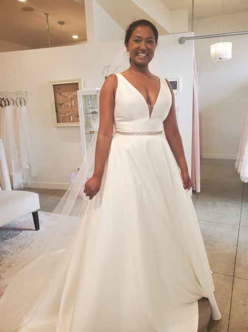 Let's see your dress!!! 1
