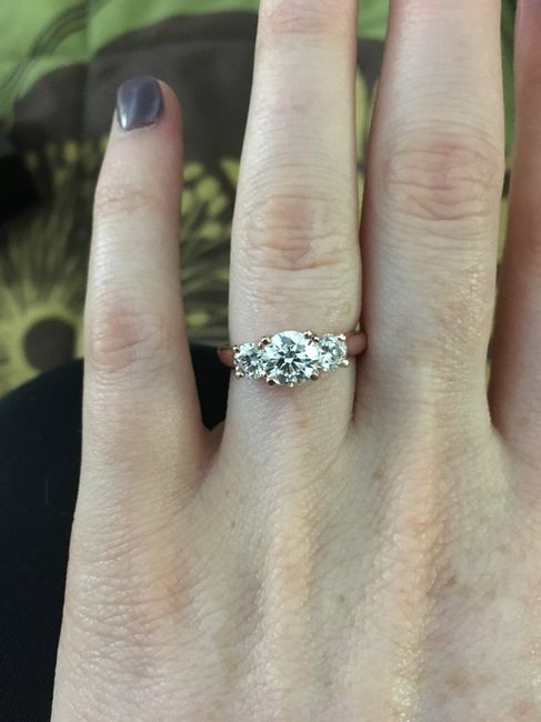 Brides of 2020!  Show us your ring!! 7