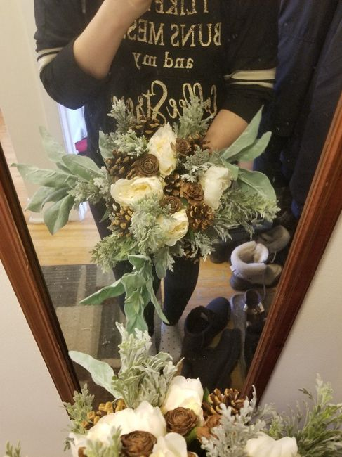 Advice on bouquet 3