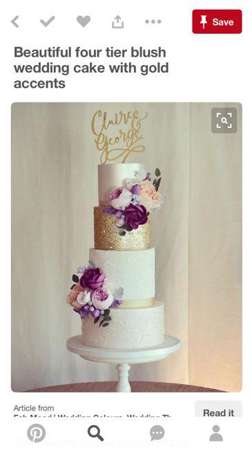 Wedding cake cost? - Wedding reception - Forum Weddingwire.ca
