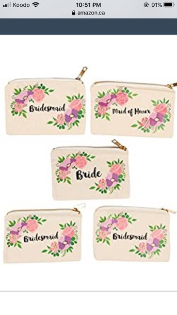 Bridal Party Gifts 3
