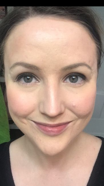 Does my makeup look professional? 7