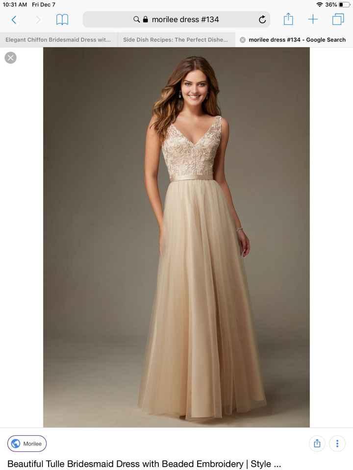 Dress Dilemma.. - 1