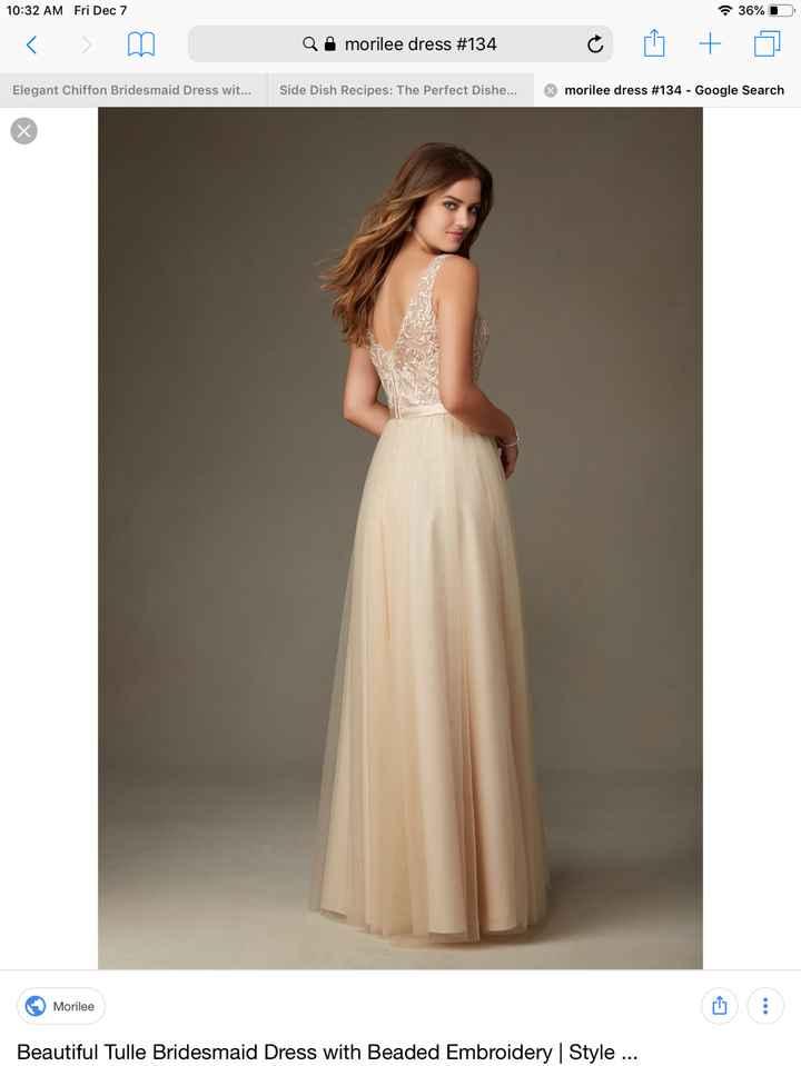Dress Dilemma.. - 2