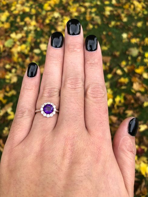 Birthstones and Engagement Rings 4