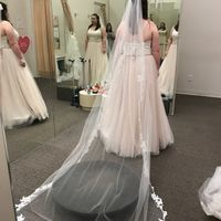 What's your veil length? - 1