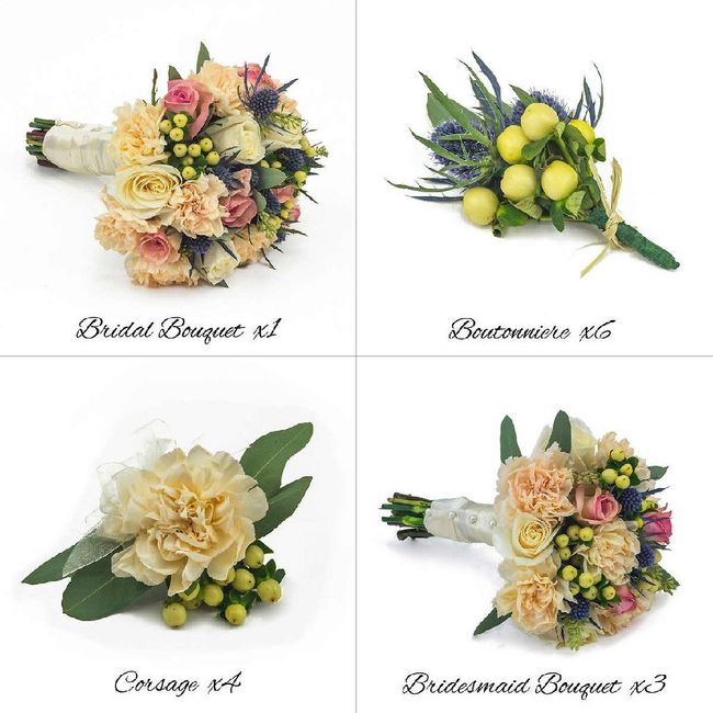Has Anyone Ordered Wedding Flowers From Costco : Flowers and honeymoon before the wedding forum