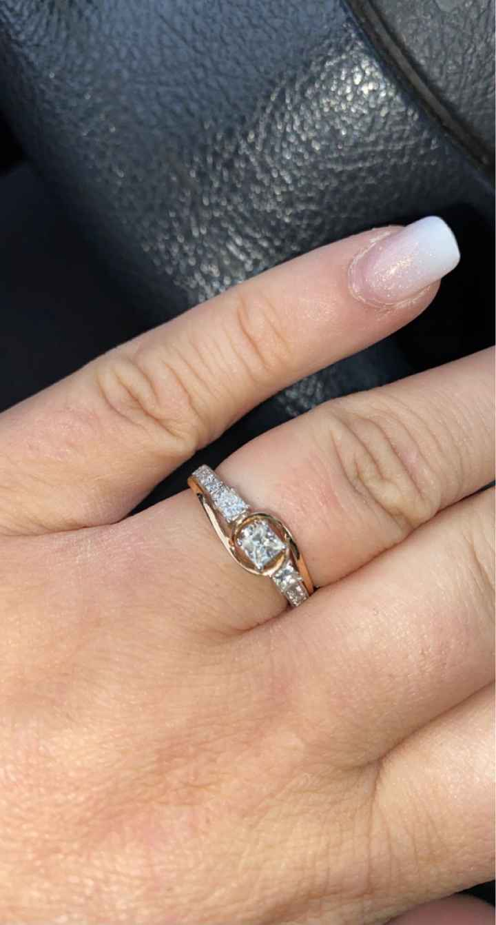 Brides of 2022 - Show Us Your Ring! - 1