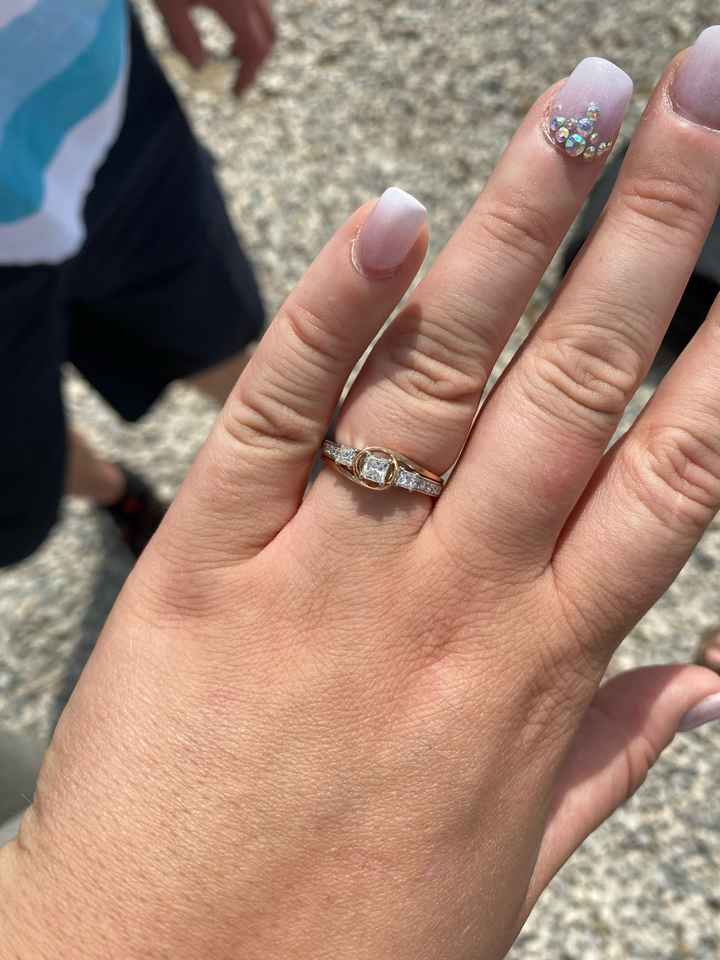 Brides of 2022 - Show Us Your Ring! - 2