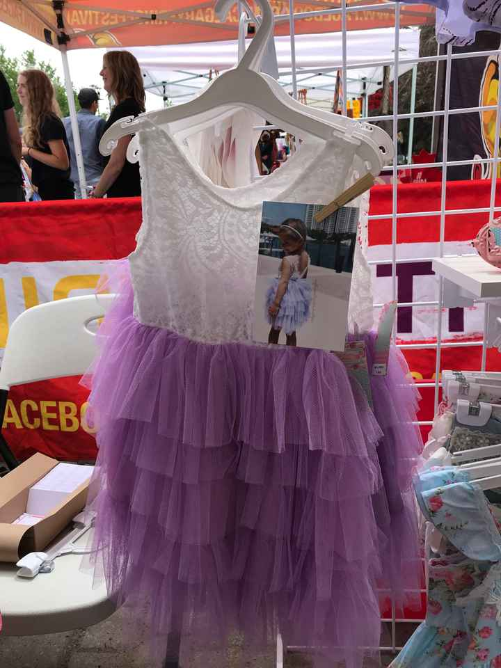 Found the cutest Flower Girl dresses! - 1