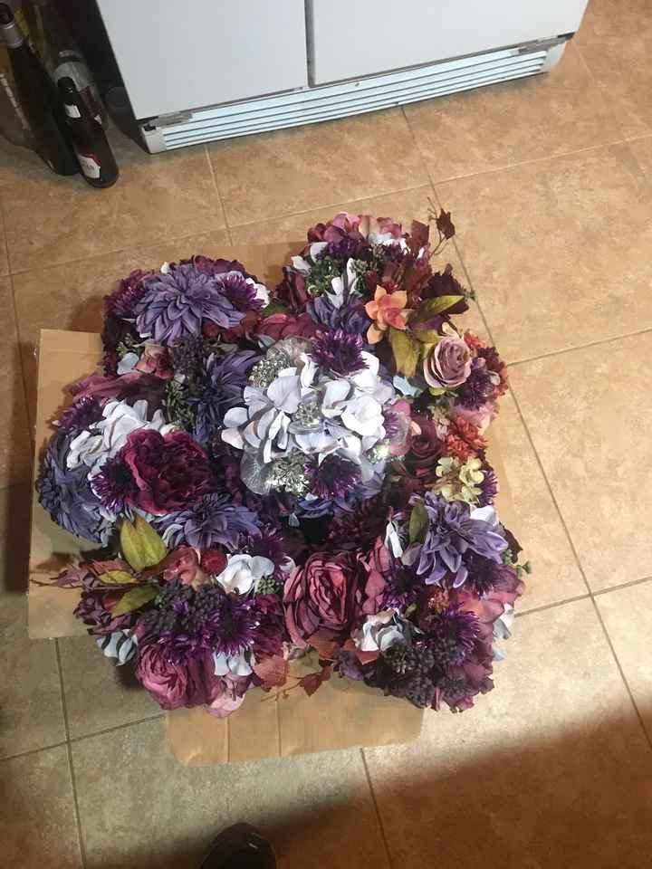 diy flowers/decor - 2